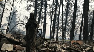 Number of missing in California wildfires rises to 631