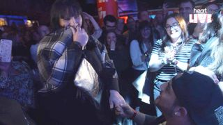 Matthew Reed proposes to girlfriend Rebecca at Ed Sheeran's Heart Live show in London