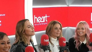 Spice Girls discuss reforming without Posh