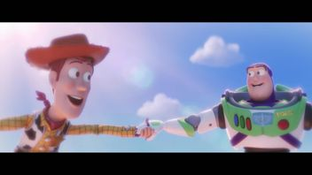 A scene from the trailer for Toy Story 4. Pic: Disney-Pixar