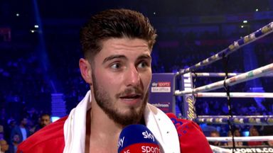 Kelly set for Avanesyan showdown