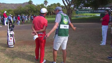 Caddie knows best!