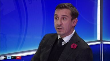 Neville and Souness' Man Utd debate