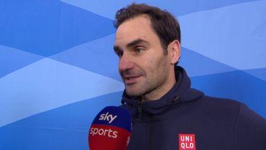 Federer 'confident' heading into semis