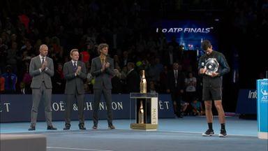Djokovic: Zverev deserved to win