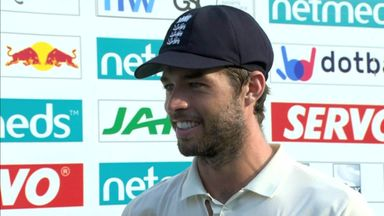 Foakes: Knowing conditions helped me