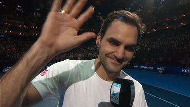 Federer: I had to fight hard