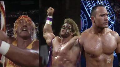 Superstars with most Survivor Series eliminations