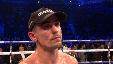 Crolla eager for Lomachenko test