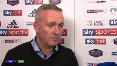 Lambert: We gave everything