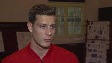 Lawrence: I know most of Wales squad