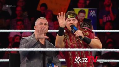 The Miz's proposition for Shane McMahon
