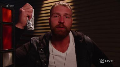 Ambrose: WWE Universe makes me sick!