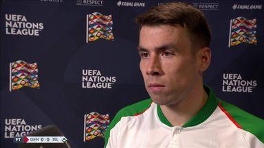 Coleman sees improvement