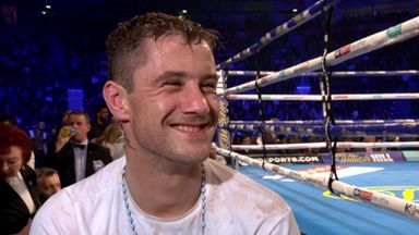 Burns still targeting big fights