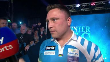Gerwyn Price interview