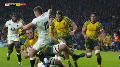 Farrell's contentious tackle