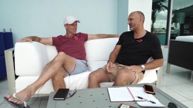 Nasser and Butch preview WT20