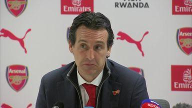 Emery: Arsenal have more balance