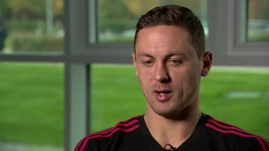 Matic: Bring on 'special derby'