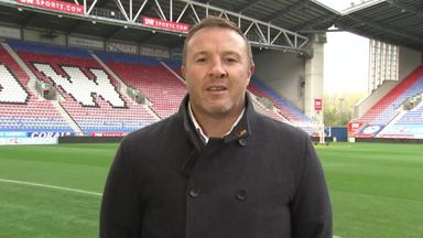 'Wigan v Saints is mouth-watering'