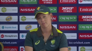 'Aussies can't let guard down'