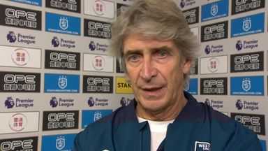 Pellegrini: Anderson goal was beautiful