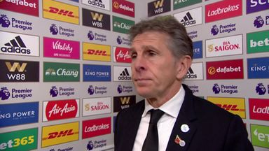 Puel proud of his players