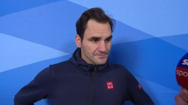 Federer: I found my game quickly