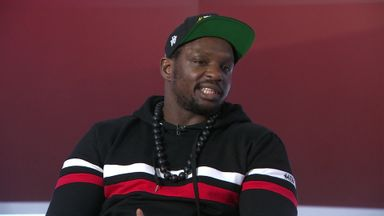 Whyte: I've learned to control myself