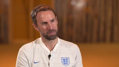 Southgate: It's bizarre to be popular