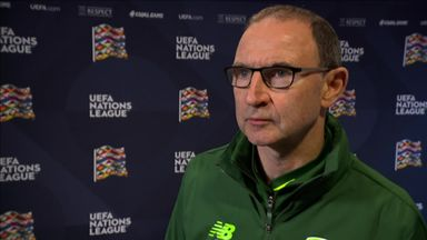 O'Neill pleased with commitment