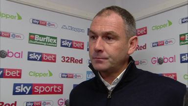 Clement hails team despite loss