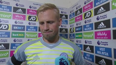 Schmeichel: I'm so proud of everyone