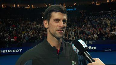 Djokovic: A win's a win