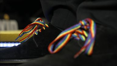PDC activates Rainbow Laces campaign