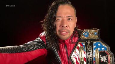 Nakamura's gift for Rollins