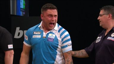 Gerwyn Price antics