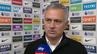 Mourinho: We paid for mistakes