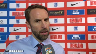 Southgate: We dictated the game