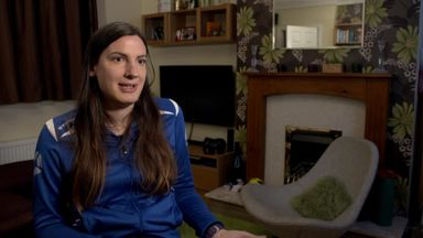 'Football has been my escape'