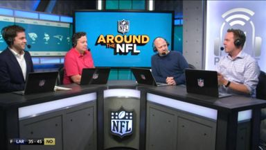 Around the NFL: Week Nine review