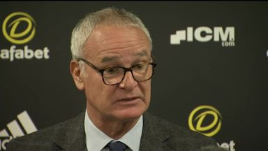 Ranieri calls for 'fighting spirit'