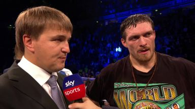 Usyk expected Bellew gameplan