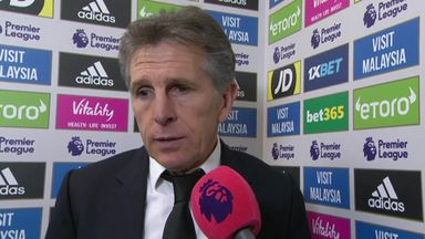 Puel: It was a very difficult game