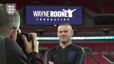 Rooney returns to Wembley