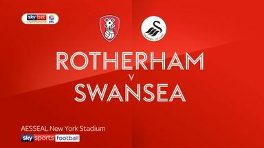 Rotherham 2-1 Swansea