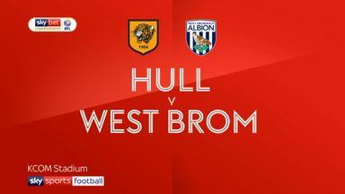 Hull 1-0 West Brom