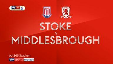Stoke 0-0 Middlesbrough