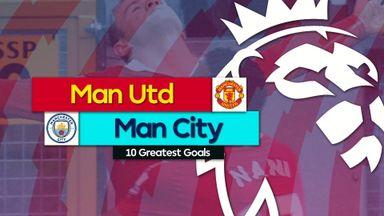 Best Manchester derby goals